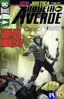 DC Renascimento: Arqueiro Verde - Anual #2