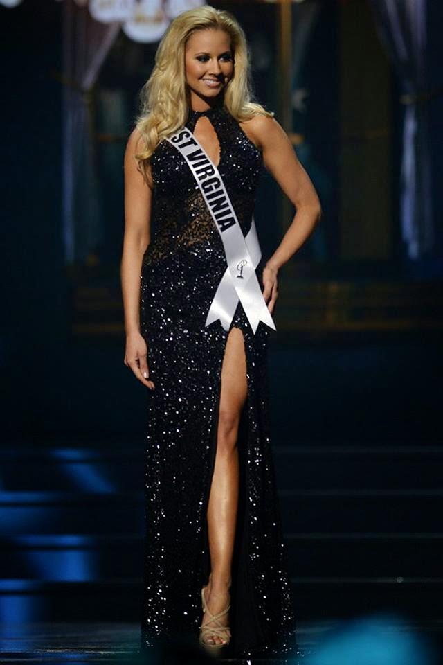SASHES AND TIARAS.....Miss USA 2014 Preliminaries Evening
