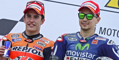 Lorenzo: Marquez Paling Sulit Dikalahkan