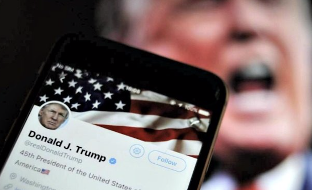 Report: Twitter May Create Special Label for Trump Tweets That 'Violate Rules'