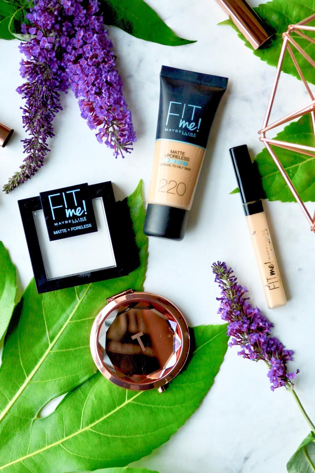 Maybelline Fit Me Makeup Range | Foundation, Concealer & Powder