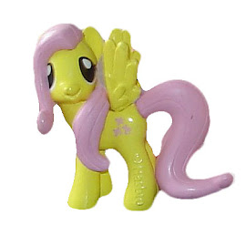 MLP Candy Ball Figure Fluttershy Figure by Danli