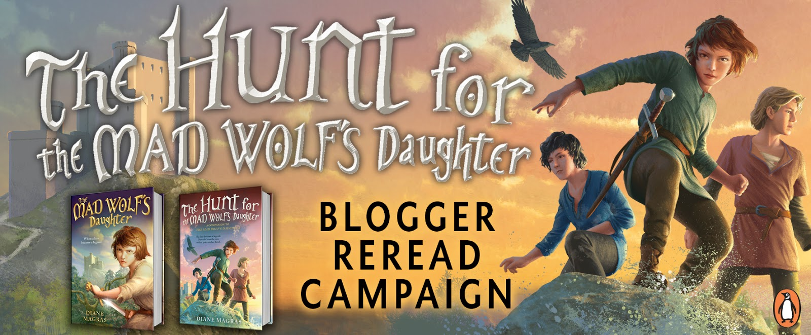 Mad Wolf's Daughter Blog Tour - Teachers Who Read