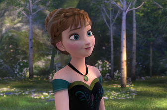 The MBTI Aesthete: Disney's Frozen- Anna (ENFP)