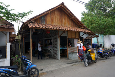 Kuliner Rembang - Warung Jinghe