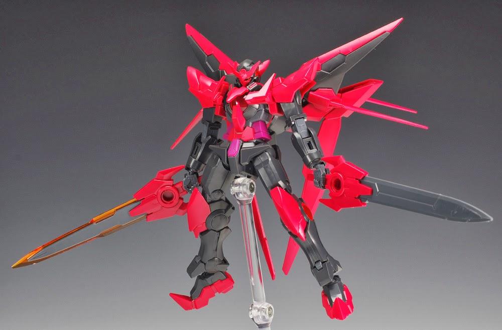 GUNDAM GUY: HGBF 1/144 Gundam Exia Dark Matter - Review by ...