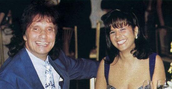 15 fãs que se casaram com seus ídolos - Roberto Carlos e Maria Rita