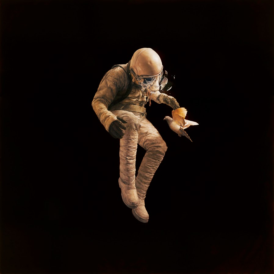 10-Adrift-Jeremy-Geddes-Body-Weightlessness-in-Surreal-Paintings-www-designstack-co