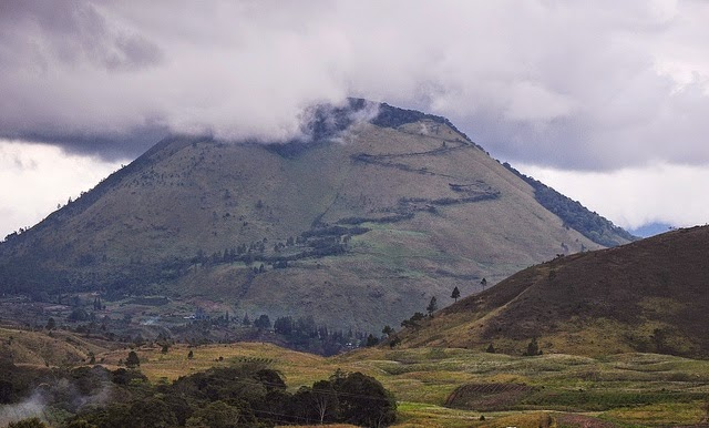 Bukit Sipiso Piso
