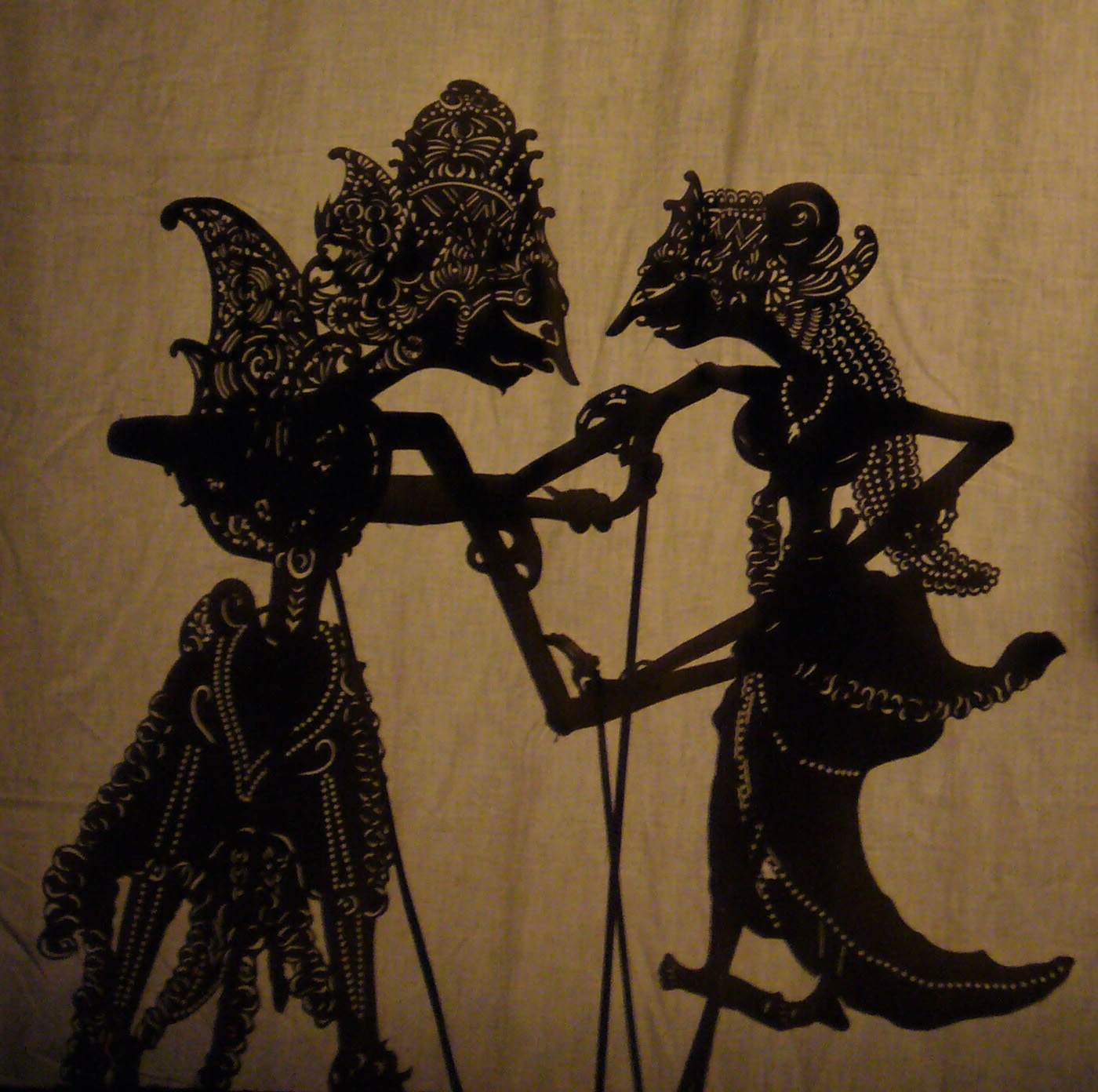wayang kulit java indonesia shadow puppets manumayasa futurezet vendio