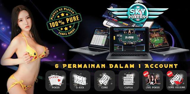 Mencari Dealer QQ Poker Online yang Tepat