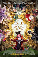 Alice Through The Looking Glass 2016 English 720p BRRip Full Movie