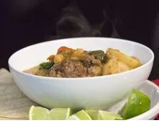 Abuela's Oxtail Stew