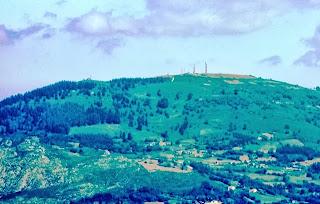 vista del pico Fario