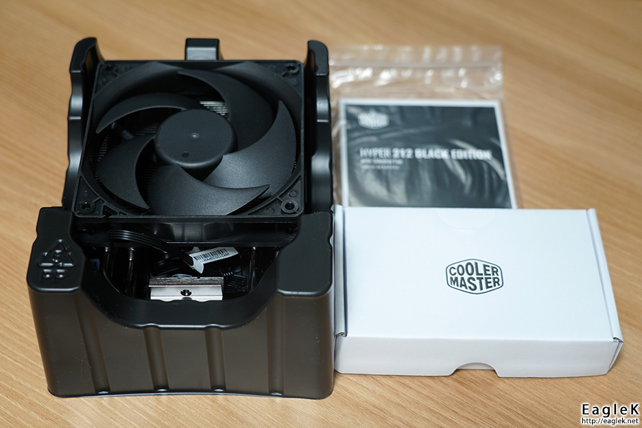 cooler master hyper 212 black edition am4