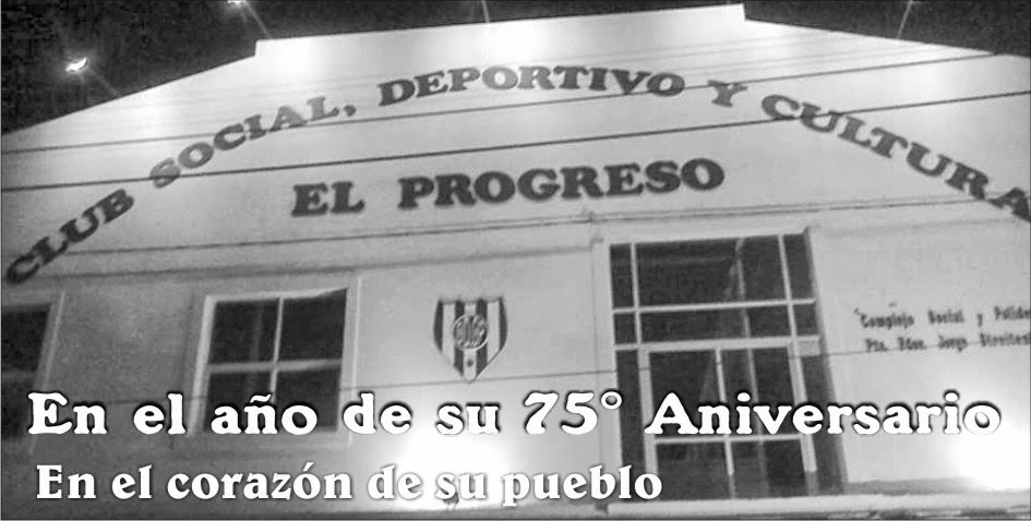Club El Progreso