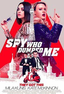 Sinopsis Film pemain genre The Spy Who Dumped Me (2018)