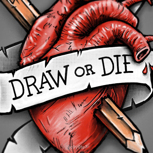 Draw or Die Zoom