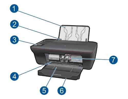 hp deskjet 3050 manual printer manual guide rh printermanualguides blogspot com hp deskjet 3050 instruction manual hp deskjet 3050a user manual pdf