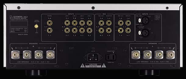 Stereonomono Hi Fi Compendium Luxman L 505 Ux