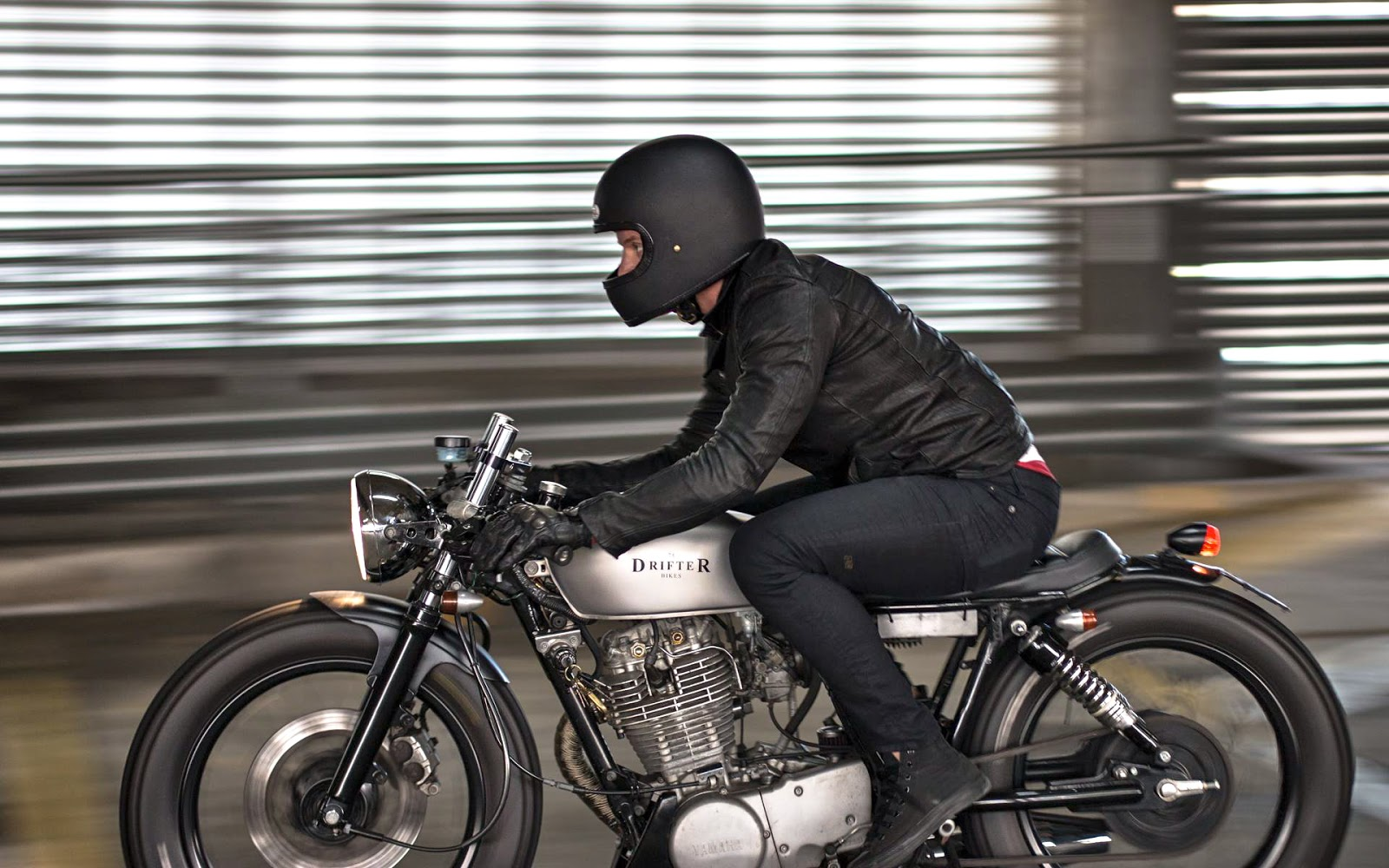 sr400drifter bikes | inazuma café racer
