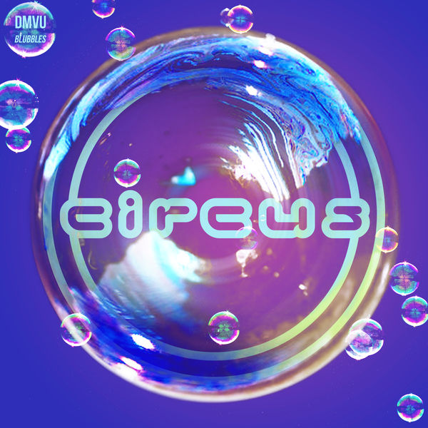 DMVU - Blubbles - Single  Cover