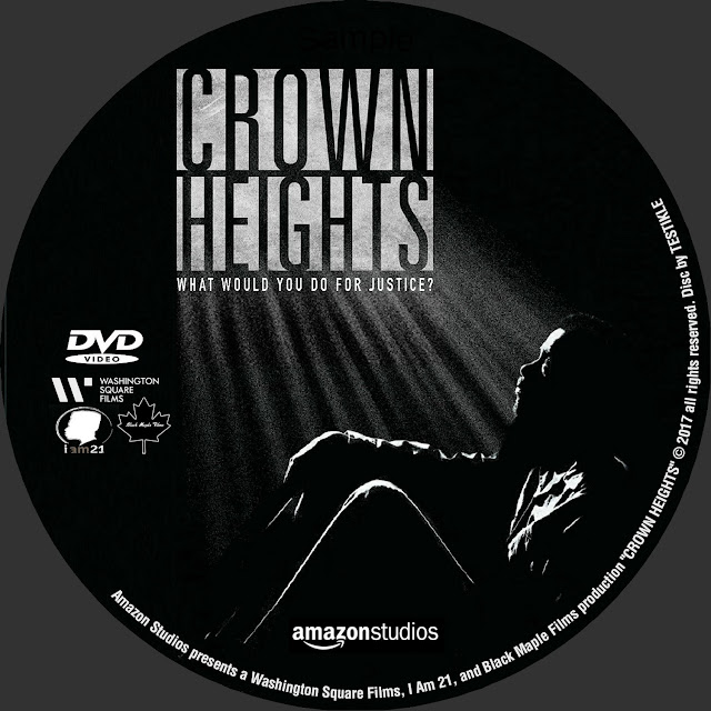 Crown Heights DVD Label