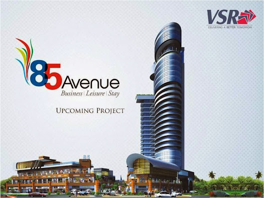 VSR 85 Avenue +91 9015110110, VSR Infratech Projects Gurgaon