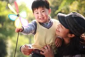 Membimbing, mendidik dan ajarilah anak dengan hati