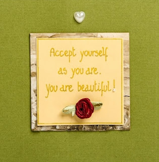 Aanvaard jezelf