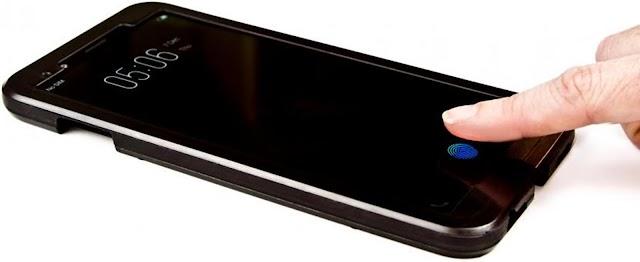 Πόσο ασφαλές είναι το κλείδωμα του κινητού με δακτυλικό αποτύπωμα;