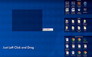 أفضل وأسهل طريقة لتنظيم سطح المكتب باحترافية