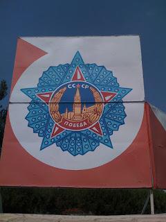 Escudo URSS Transnistria