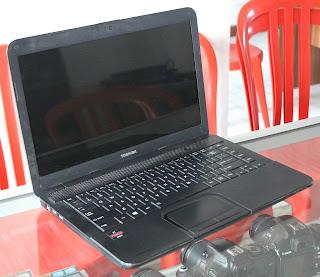 Jual Laptop Bekas TOSHIBA Satellite C800D