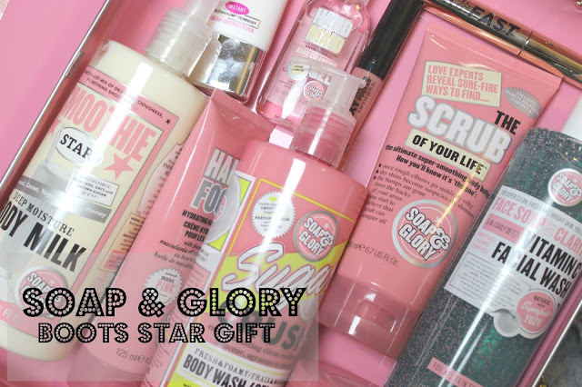 Soap & Glory The Whole Glam Lot Review