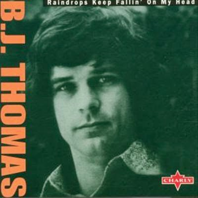 B.J. Thomas Raindrops Keep Falling On My Head 1969