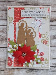 Kartki świąteczne – wykrojnikowe