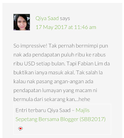 Pendapatan puluh ribu ke ratus ribu USD setiap bulan, Affiliate Marketing, Fabian Lim, pendapatan lumayan, pendapatan lumayan USD, pendapatan sampingan,