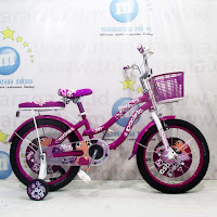 18 pacific astina sepeda anak perempuan