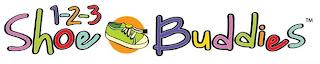 1-2-3 Shoe Buddies Logo