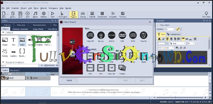 AquaSoft SlideShow Ultimate Latest Full