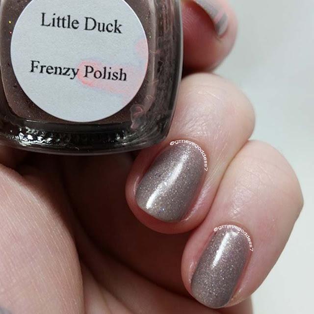 Frenzy Polish Little Duck
