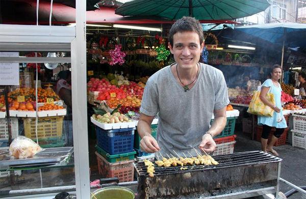 Du lịch Bangkok Thái Lan ăn gì
