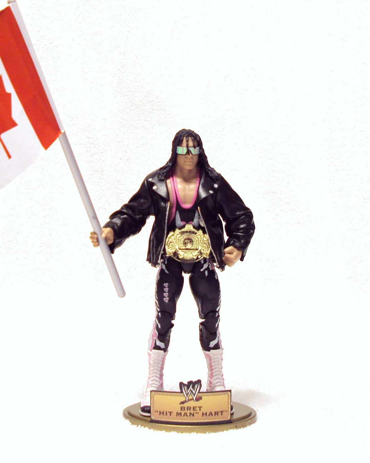 3b S Toy Hive Wwe Defining Moments Bret Hit Man Hart Review