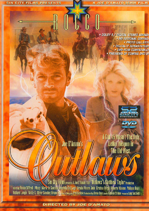 Outlaws 1998 with rocco and director joe d039amato - 3 10