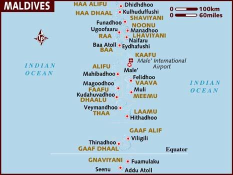 Maldives Facts In Hindi