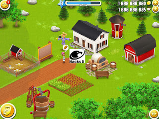 Game hay day mod tiền