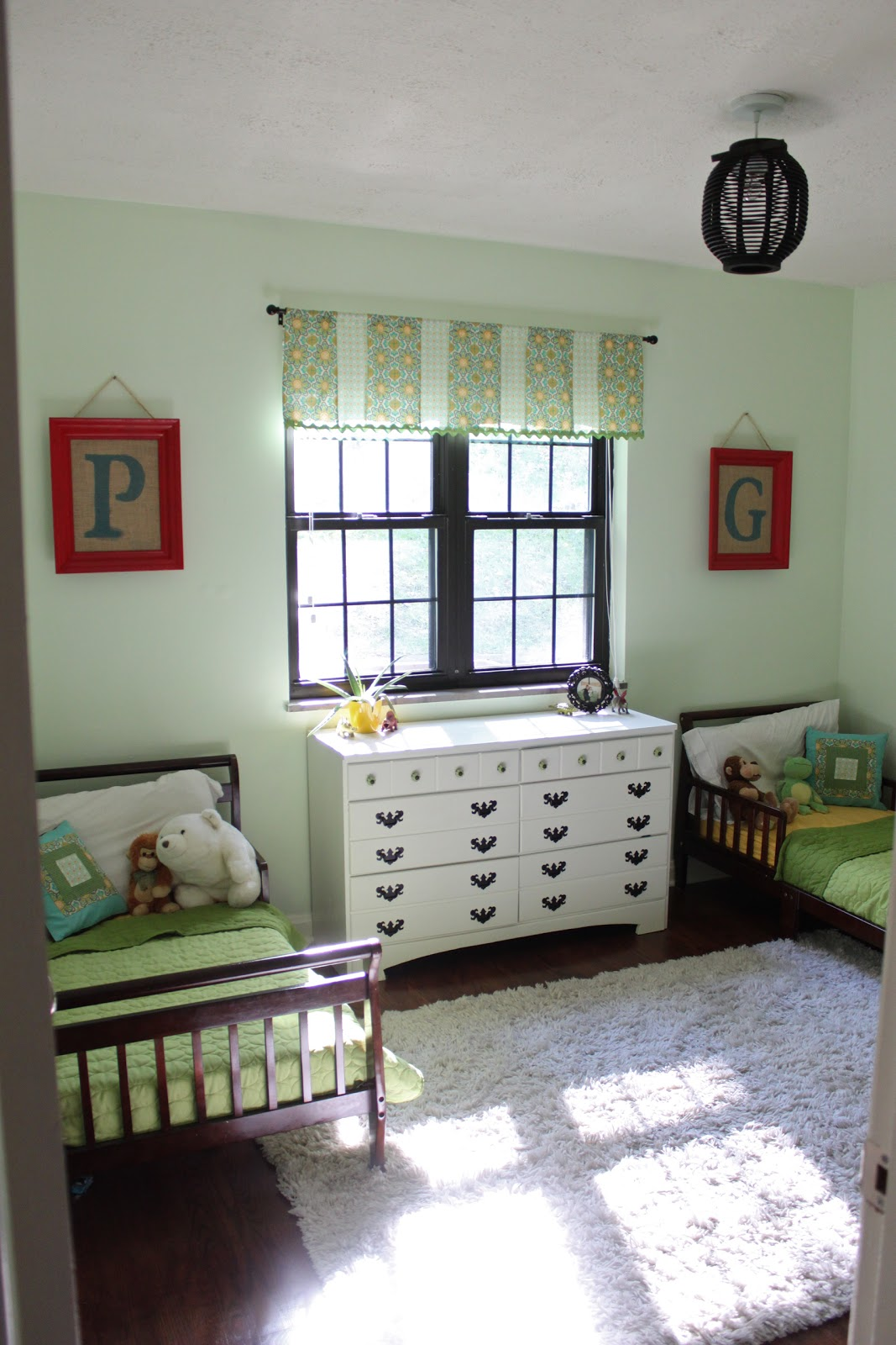 Amelia S Room Toddler Bedroom: Three Boys And A Girl: Boys' Room
