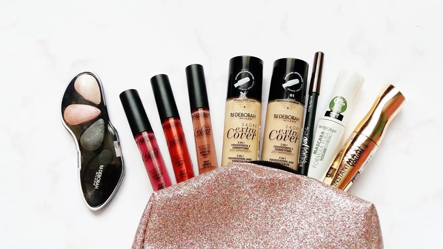 Promocja -55% na makijaż - Rossmann || Kosmetyki Deborah Milano