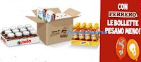 Logo ''Con Kinder e Ferrero la bolletta pesa meno'': vinci 50 buoni fino a un massimo di 400€